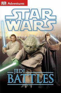 Cover image for Star Wars : : Jedi battles