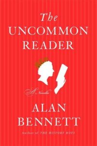 Cover image for The uncommon reader