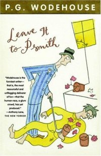 Cover image for Leave it to Psmith