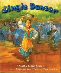 Cover image for Jingle dancer
