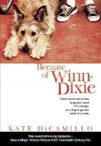 Cover image for Because of Winn-Dixie