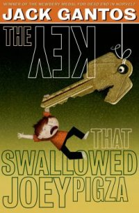 Cover image for The key that swallowed Joey Pigza