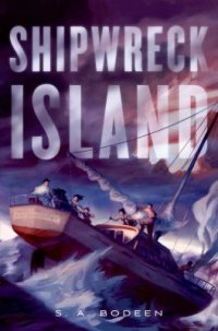 Cover image for Shipwreck island