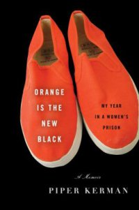 Cover image for Orange is the new black : : my year in a woman's prison