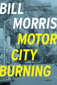 Cover image for Motor City burning