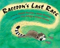 Cover image for Raccoon's last race : : a traditional Abenaki story