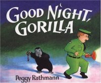 Cover image for Good night, Gorilla