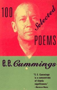 Cover image for 100 selected poems.