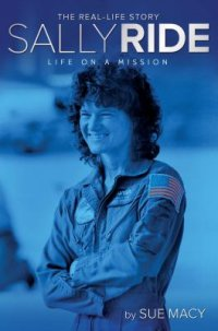 Cover image for Sally Ride : : life on a mission