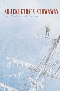 Cover image for Shackleton's stowaway