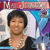 Cover image for Mae Jemison : : awesome astronaut