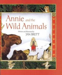 Cover image for Annie and the wild animals