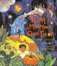 Cover image for Yum! MmMm! Qué rico! : : Americas' sproutings