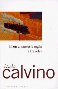 Cover image for If on a winter's night a traveler
