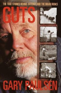 Cover image for Guts : : the true stories behind Hatchet and the Brian books