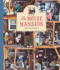 Cover image for The Mouse Mansion