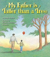 Cover image for My father is taller than a tree