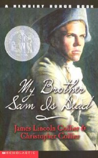 Cover image for My brother Sam is dead