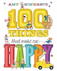 Cover image for 100 things that make me happy