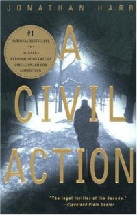 Cover image for A civil action