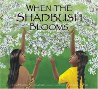 Cover image for When the shadbush blooms