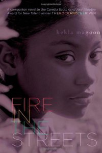 Cover image for Fire in the streets
