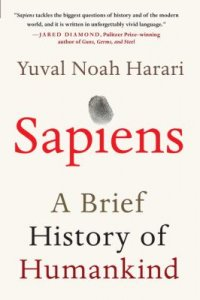 Cover image for Sapiens : : a brief history of humankind