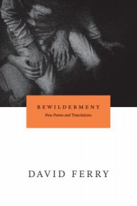 Cover image for Bewilderment : : new poems and translations