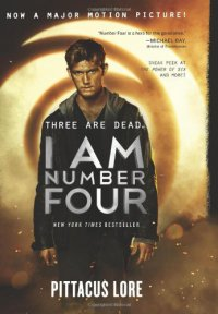 Cover image for I am number four