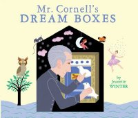 Cover image for Mr. Cornell's dream boxes