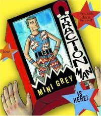 Cover image for Traction Man is here!
