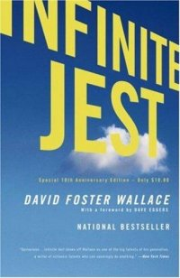 Cover image for Infinite jest