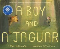Cover image for A boy and a jaguar