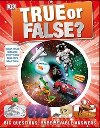 Cover image for True or false?