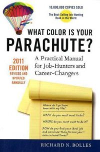 Cover image for What color is your parachute? : : a practical manual for job-hunters and career-changers