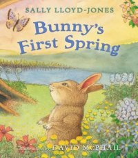 Cover image for Bunny's first spring