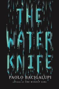 Cover image for The water knife