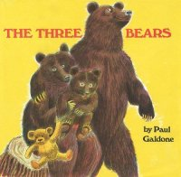 Cover image for The three bears