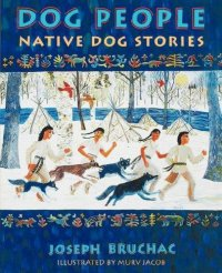 Cover image for Dog people : : native dog stories