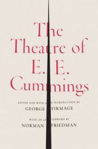 Cover image for The theatre of E.E. Cummings