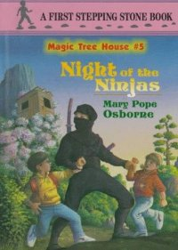 Cover image for Night of the Ninjas