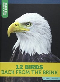 Cover image for 12 birds back from the brink