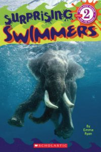 Cover image for Surprising swimmers