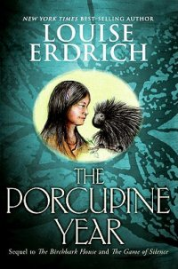 Cover image for The porcupine year