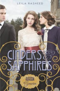 Cover image for Cinders & sapphires