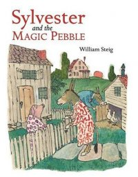 Cover image for Sylvester and the magic pebble