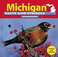 Cover image for Michigan facts and symbols