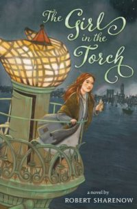 Cover image for The girl in the torch