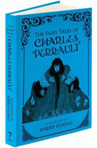Cover image for The fairy tales of Charles Perrault