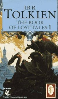 Cover image for The book of lost tales 1